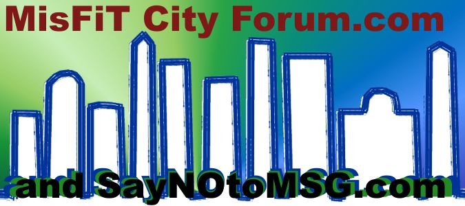 MisFiT City Forum: Discussion, Debate, and Conversation